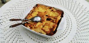 Lasagnes légères aux courgettes
